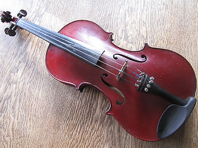 Antique French Violin Mirecourt 1930s Jean Baptiste Vuillaume Aparis Style
