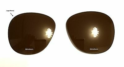 Persol 649 crystal brown lenses / lenti di ricambio originali Po 649 brown
