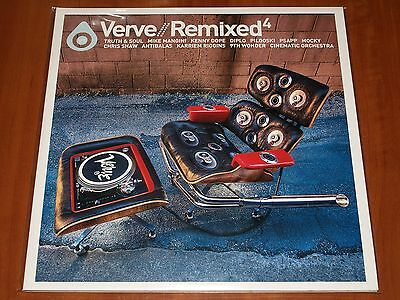 VERVE REMIXED 4 LTD 2x LP VINYL SET Nina Simone Marlena Shaw Ella Fitzgerald NEW