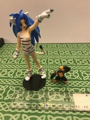SNK Playmore King Of Fighters? Gashapon Ecchi Figure Toy Japan Import Free Ship