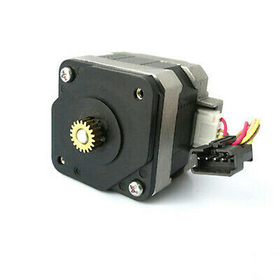 Stepper Motor NEMA 17CNC 5mm Shaft for Pulley RepRap Prusa Rostock 3D printer