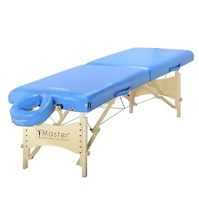 "Master Massage 28"" inch Skyline Lightweight Portable Table Package Beauty Bed"