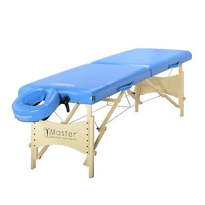 Master Massage Table 25 Inch Skyline Lightweight Portable Package Sports Size