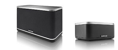 Lenco Special Offer Playlink 6 Wi-Fi Speaker & Playlink Connect Wi-Fi Audio Link