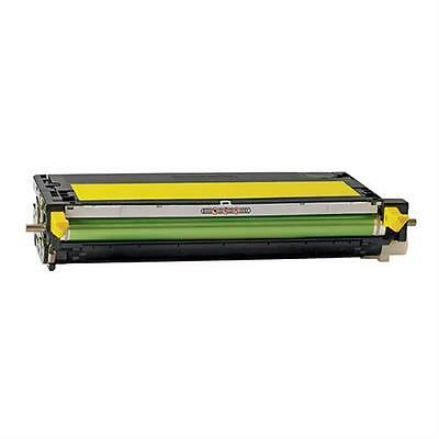Compatible Toner Media Sciences Non-OEM New Build Extended Yield Yellow Toner Ca
