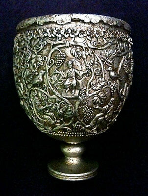 The Holy Grail Chalice of Antioch Limited Edition with Free Book About It