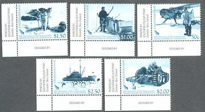 Ross Dependency-Trans-Antarctic Expedition(104/8)mnh-2007