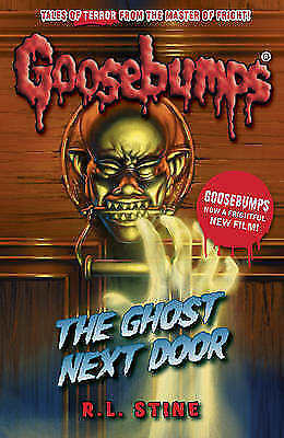 The Ghost Next Door by R. L. Stine (Paperback, 2015)-9781407157375-F004