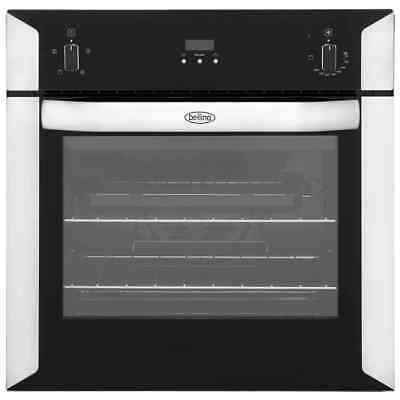 Belling BI60FP Built In Electric Single Oven 60cm Single Cavity Stainless Steel