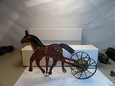 Tin toy - early American replica by Gilaspies - Excellent