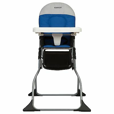 Cosco Simple Fold High Chair Colorblock Surf The Web