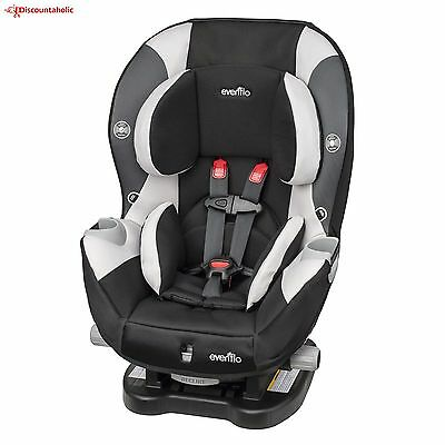 Evenflo Triumph LX Convertible Car Seat Charleston Infant Safety Toddler Chair