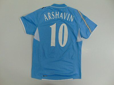 2008 Puma Zenit St. Petersburg home shirt football rare retro M ARSHAVIN #10