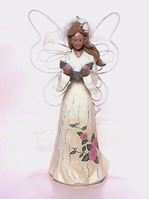 Angel Accents The Bride Angel #49732 By Roman New Other