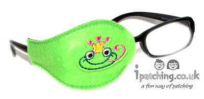 Orthoptic Fabric Eye Patch For Amblyopia Lazy Eye Occlusion Therapy Treatment