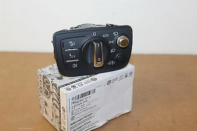 Headlight switch C7 Audi A6 A7 S6 RS6 S7 RS6 allroad 4G0941531H New Genuine Audi