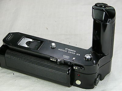 Bargain CANON Motor Drive MA in PERFECT working condition for A1 AE1 program FD