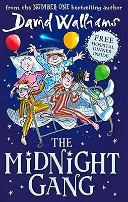 The Midnight Gang - Children's Book by David Walliams (Hardback, 2016)