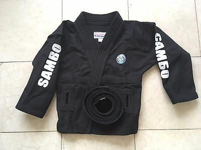 Black Sambo Training Kurtka
