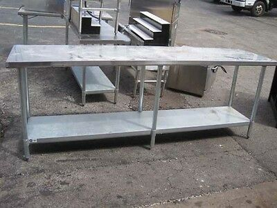 AB Stainless Steel Work Table 96x24