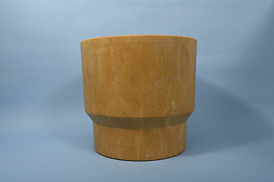"Mid Century Modern Vintage FESCO Architectectural Planters - 11"" Tall"