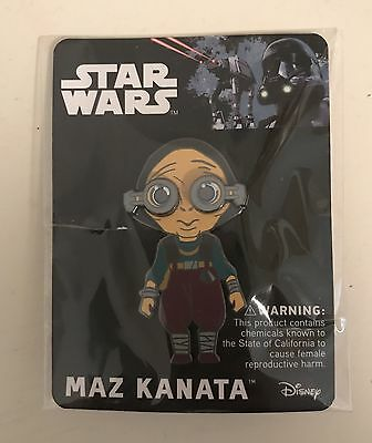 Star Wars Disney Think Geek Exclusive Maz Kanata Collectible Pin Force Awakens