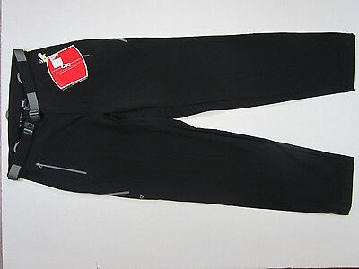 Outdoor Research Mens  Pants Technical Soft-shell Climbing Medium Black Nwt