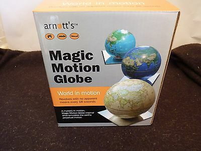 Magic World Motion Globe