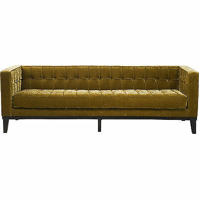 dreisitzer couch sofa retro mid century skandinavisch swedish design knoll eur 208 00. Black Bedroom Furniture Sets. Home Design Ideas