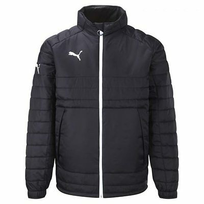 Puma Stadium Jacket- Black- 100% Official Puma Product