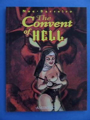 The Convent Of Hell Nbm Erotic Adult! Rare!!