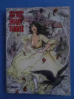 Indian Summer Milo Manara 1St Print Colour 160 Pages! Erotic Adult!