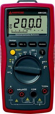 Fluke Digitalmultimeter AM-520-EUR