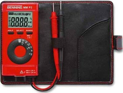 Benning Digital Multimeter MMP3