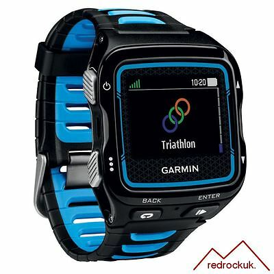 Garmin Forerunner 920XT GPS Multisport Sports Watch - Blue/Black