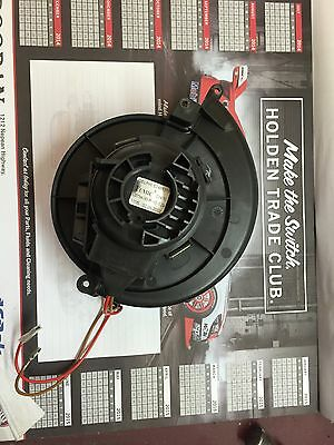 Holden Astra AH Heater Blower Fan Motor