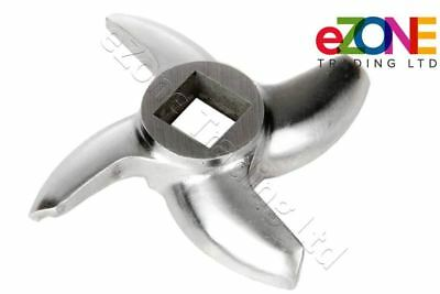 BUFFALO Cutting Blade Stainless Steel for Grinder CD400 Mincer 72mm
