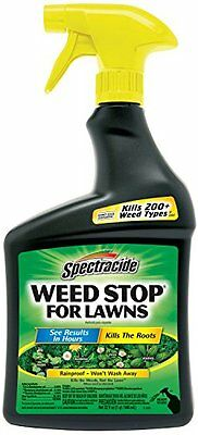 Spectracide Weed Stop For Lawns (Ready-to-Use) (HG-96437) (32 fl oz)