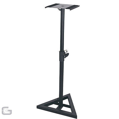 QTX MSK024 Flat Pack Portable DJ Monitor Surround Sound Speaker Stand