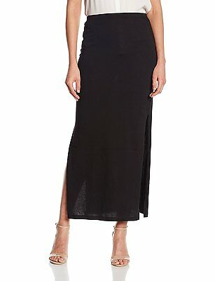 ONLY - Gonna lunga donna abbie long slit skirt 15111375