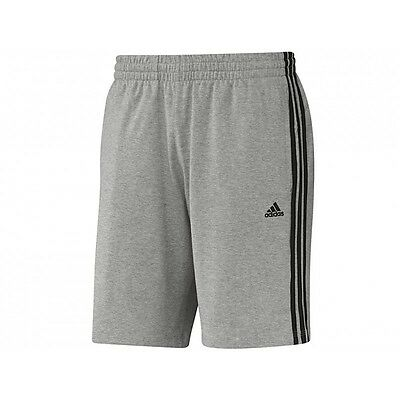 ESS 3S HSJSHORT GRY - Short Entrainement Homme Adidas