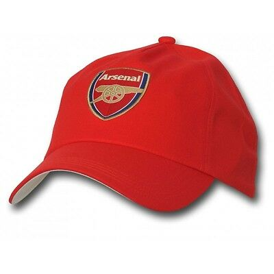 AFC LEISURE CAP RED - Casquette Arsenal Football Homme Puma