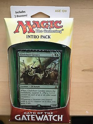 Magic The Gathering Oath Of The Gatewatch Intro Pack - Concerted Effort