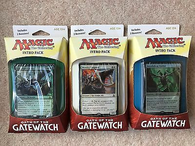 Magic The Gathering Oath Of The Gatewatch Intro Pack - Desperate Stand