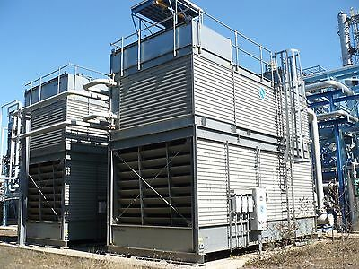 Closed Circuit Cooling Tower, BAC, Model FXV-288-31R