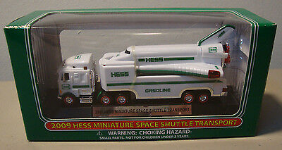 2009 Hess Miniature Space Shuttle Transport   *brand New*  *nib*  L@@k