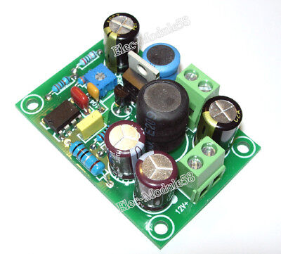 MC34063 High Voltage DC DC Converter NIXIE&Magic Eye Tube HV Power Supply Module