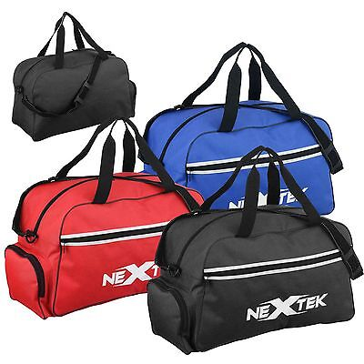 Nextek Dict Team Bag Training Sports Holdall Gym Travel Kit Fabric Sports
