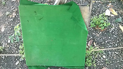 Vintage Green Baize top folding Card Table project