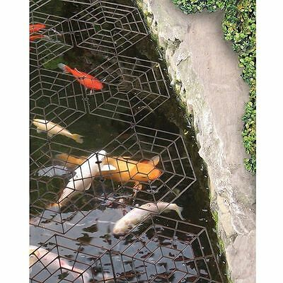 Floating Garden Pond Fish guard protectors, keep safe from predators (20 pack)